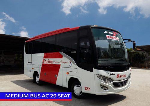sewa bus 29 seat