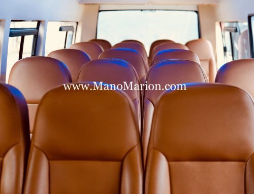 Interior Elf Short 15 Seat